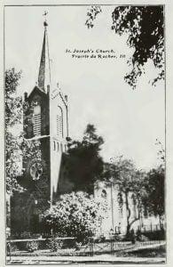 St. Joseph's, Prairie du Rocher