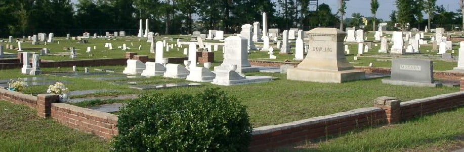 Claybank Cemetery Dale County Alabama