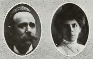 Mr. and Mrs. C. J. Kribs