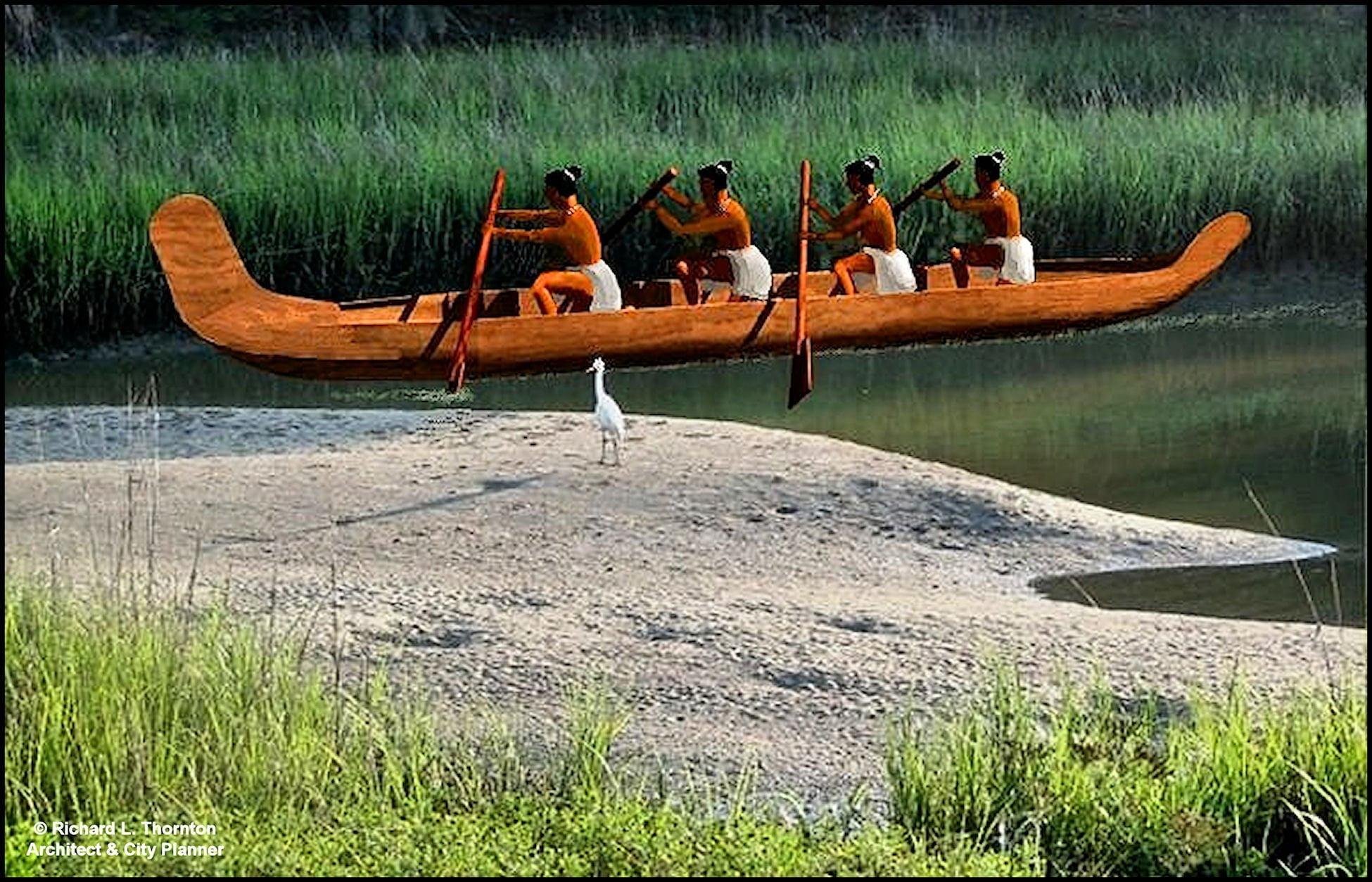 Mayami Canoe