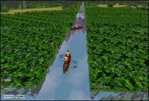 Ancient Okeechobee Canal
