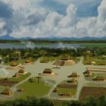 A vector image of Chontalpa Town