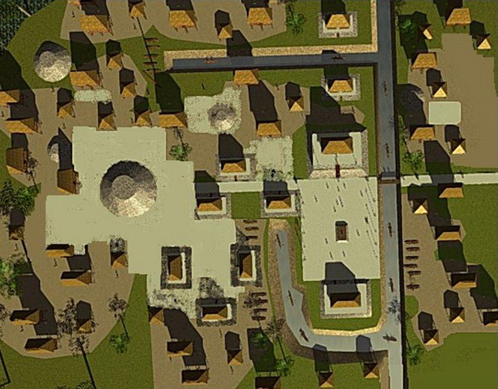 Wakata Town Plan
