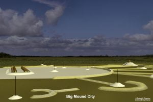 Big Mound City archaeological zone