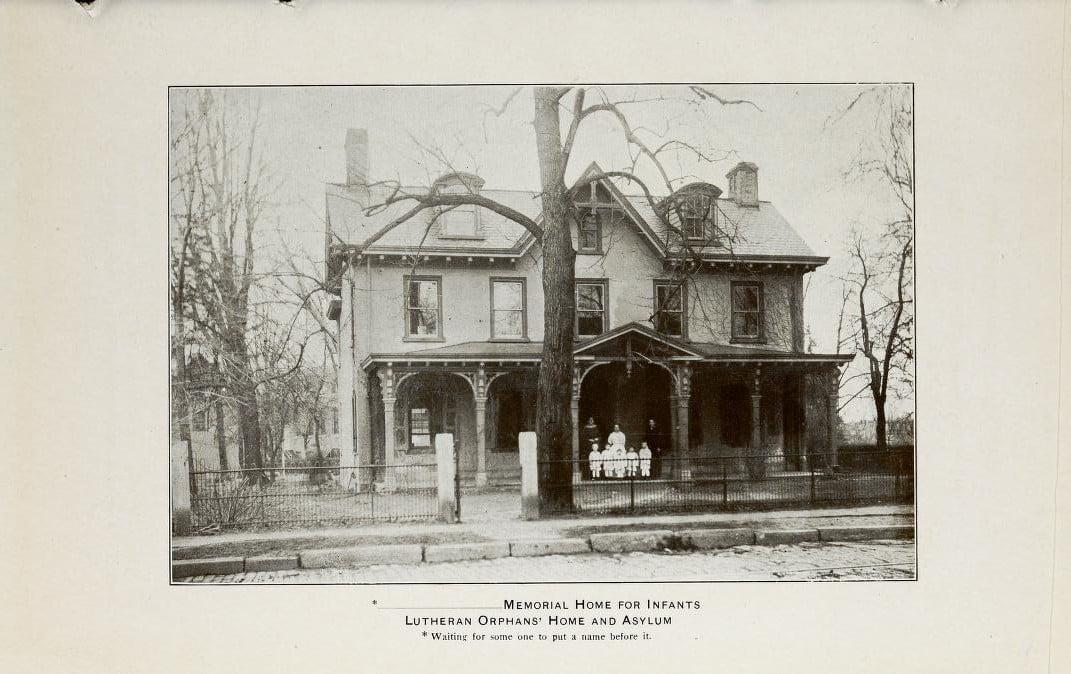 Memorial Home for Infants