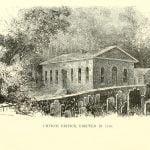 Octorara Church Edifice, Erected in 1769