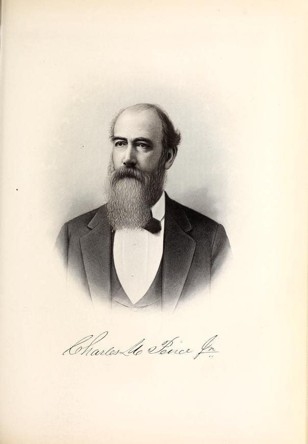 Charles M. Peirce