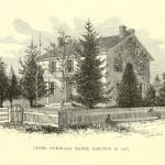 Upper Octorara Manse, Erected in 1857