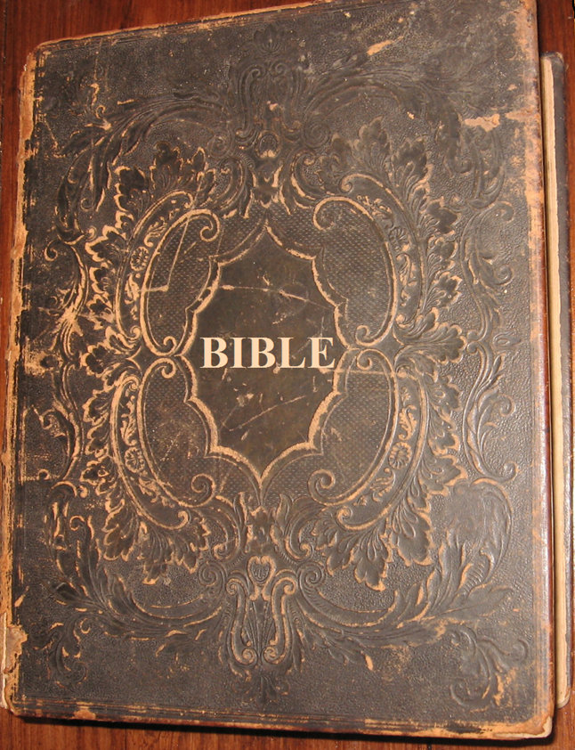 Kephart - Walker Family Bible 2