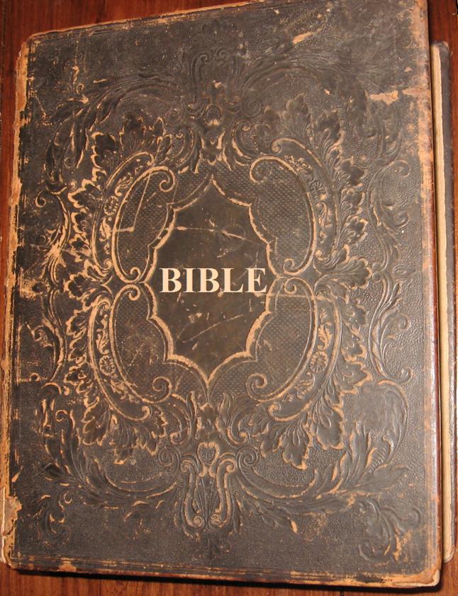 Kephart - Walker Family Bible 1