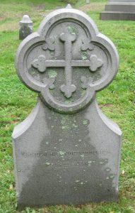 Henry Morton Lovering Gravestone