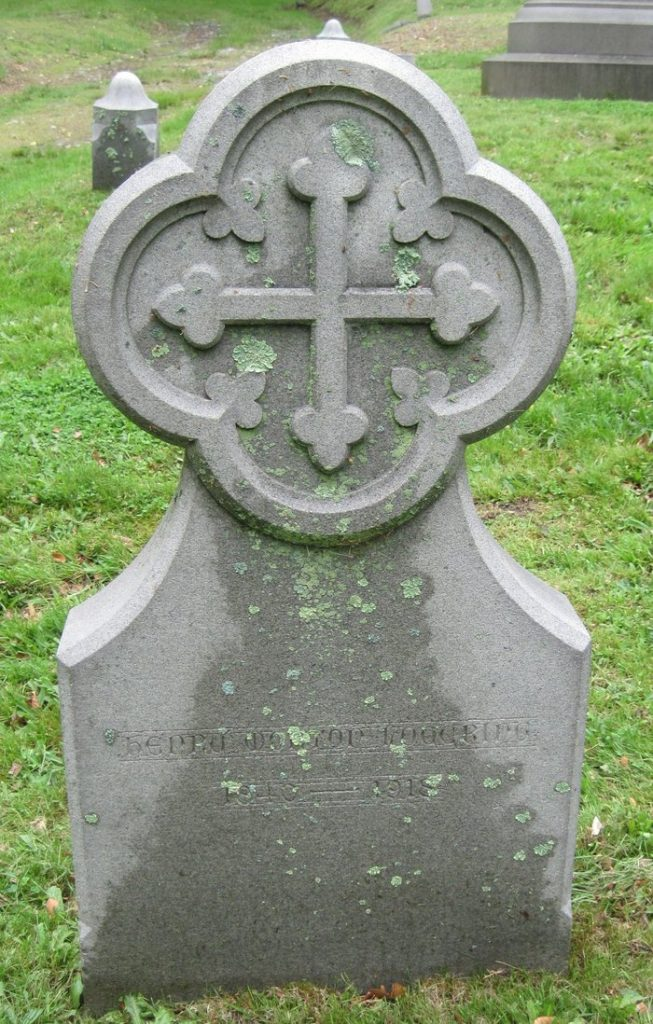 Henry Morton Lovering Gravestone