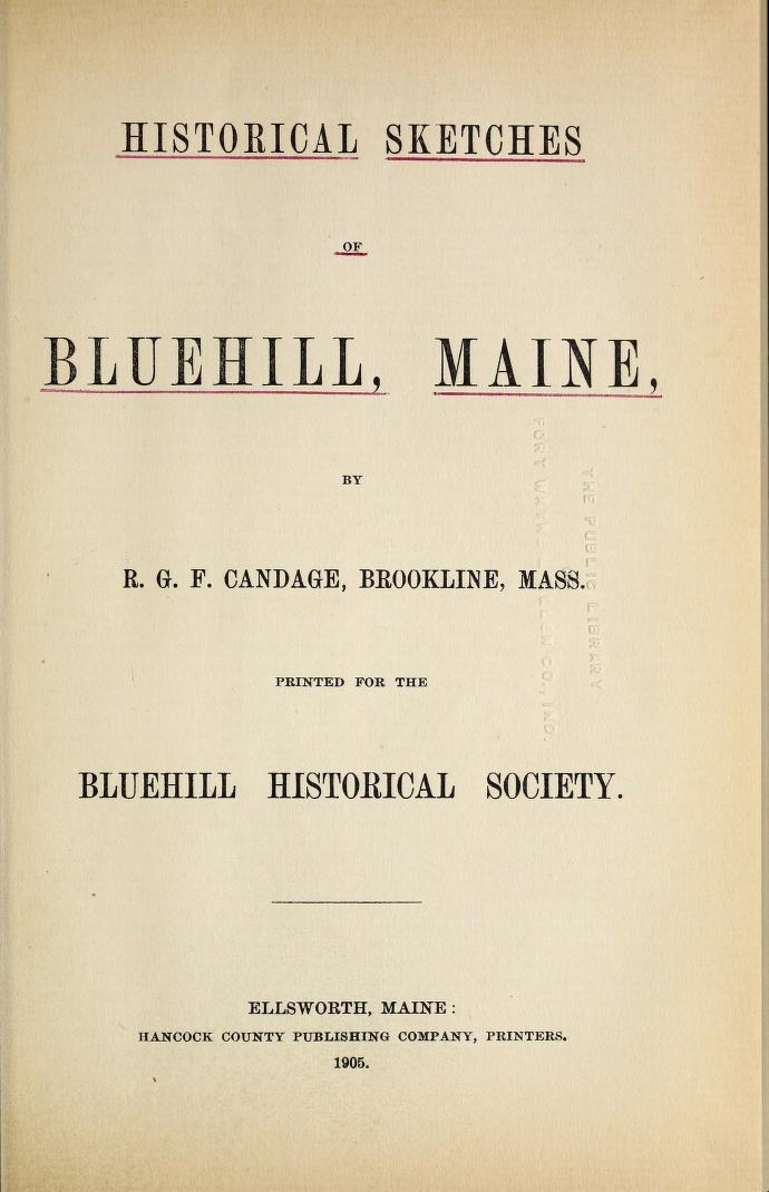 state of maine marriage records 1848