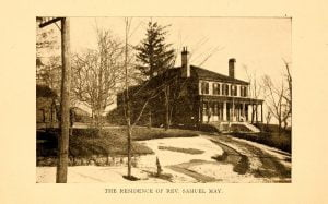 Residence of Rev. Samuel May