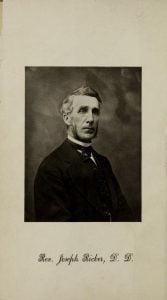 Rev. Joseph Ricker