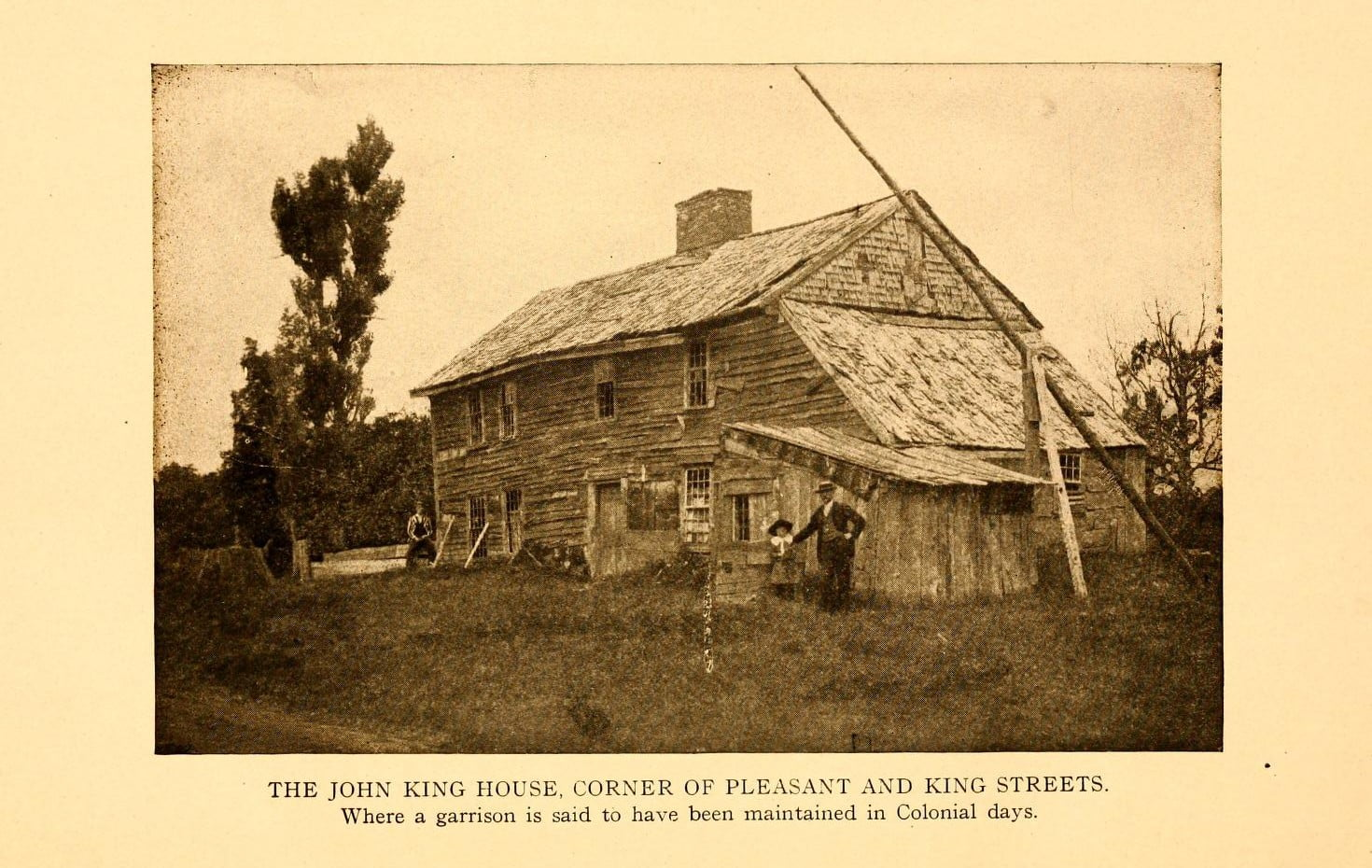 The John King House