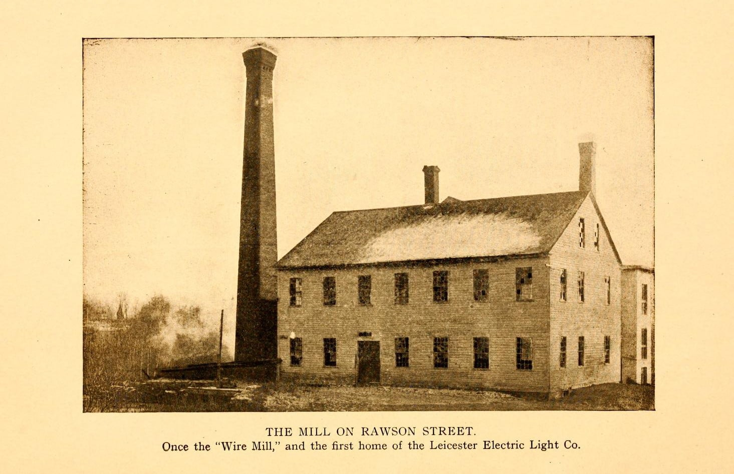 The Mill on Rawson Street