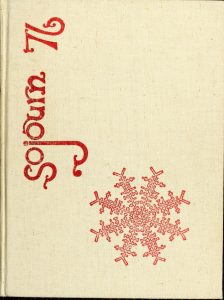 1976 Sojourn Yearbook