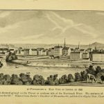 East View of Lowell in 1838