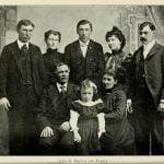 John E. French and Family