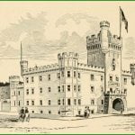 Lowell Armory in Lowell Massachusetts