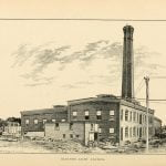Lowell Electric Light Station in Lowell Massachusetts