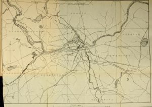 1894 Map of Lowell