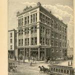 Marston Building, Middlesex Street, Lowell Massachusetts