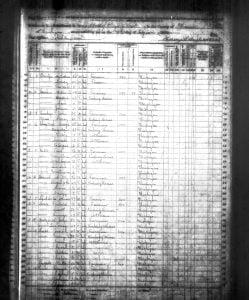 Census Records 2
