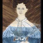Miss Emeline Parker of Lowell, Massachusetts