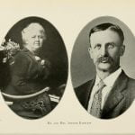 Mr. and Mrs. Arthur Bartlett