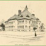 New Moody School in Lowell Massachusetts