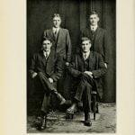 Thomas Family - Gustav Adolph, Gottfried, Carl and Christian Henry