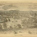 View of Lowell Massachusetts