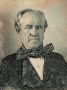 Sam Houston in 1850