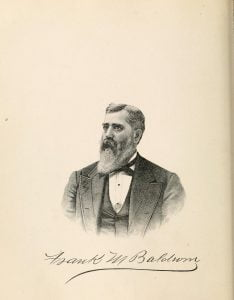 Frank M. Baldwin