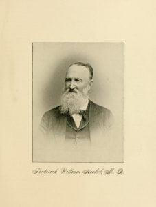 Frederick William Heckel, M. D.