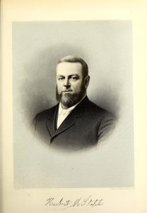 Herbert M Staples