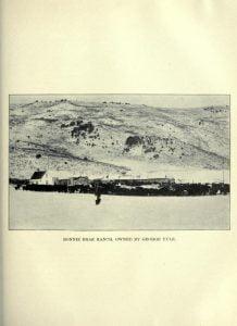 Bonnie Brae Ranch, owned by George Yule