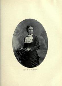 Mrs. Mary M. Wurts