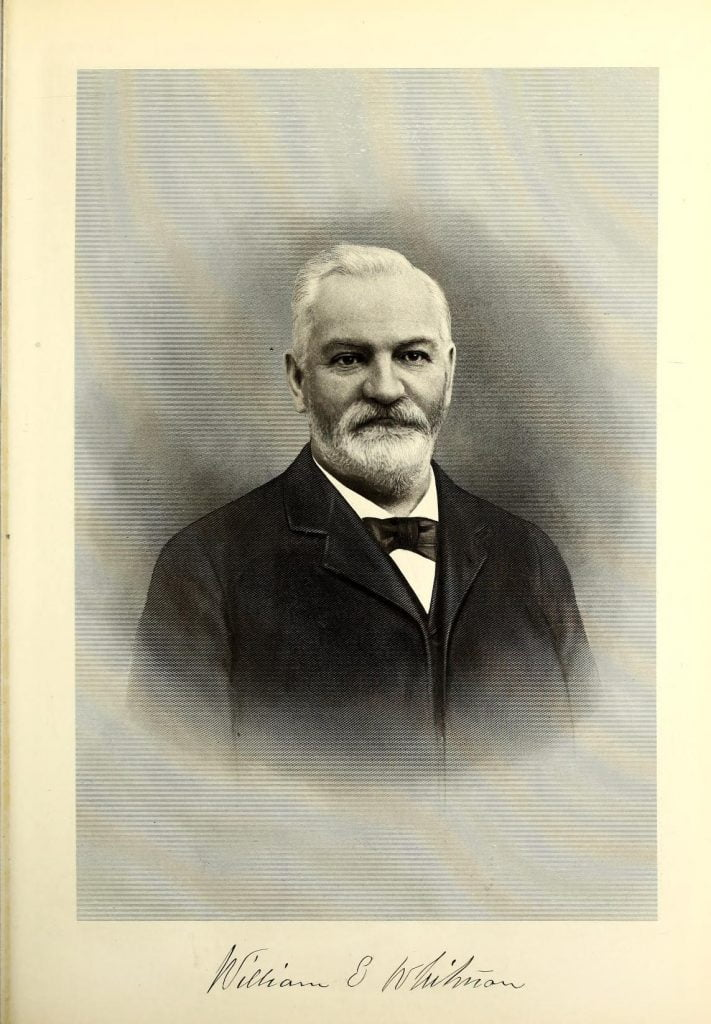 William S. Whitman