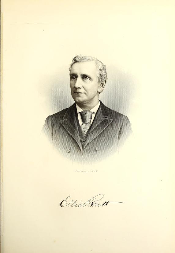 Ellis Brett