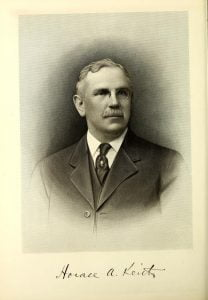 Horace Alden Keith
