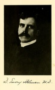 David Emory Holman