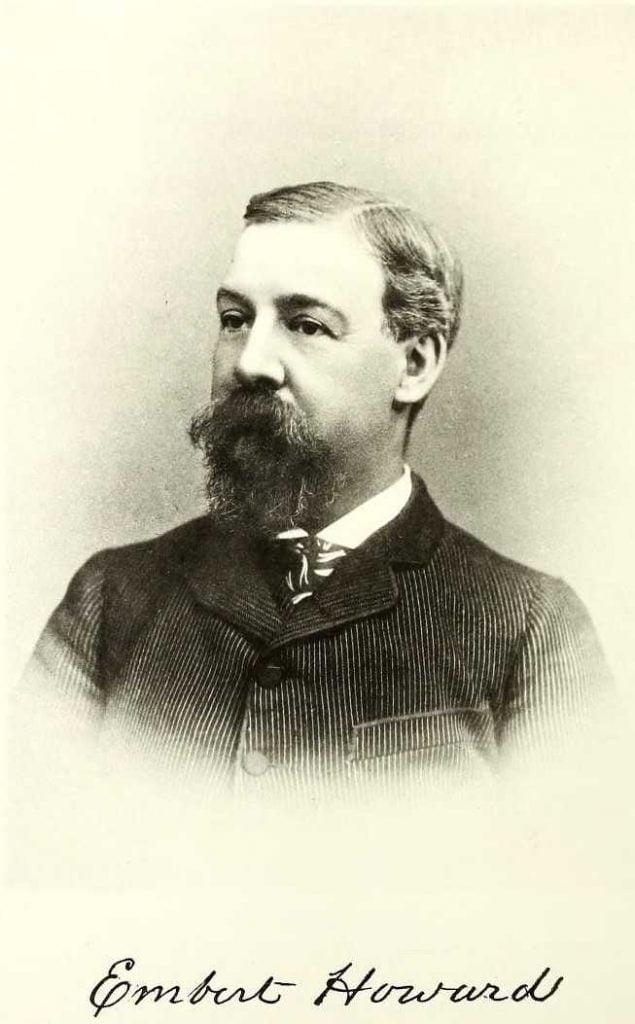 Embert Howard