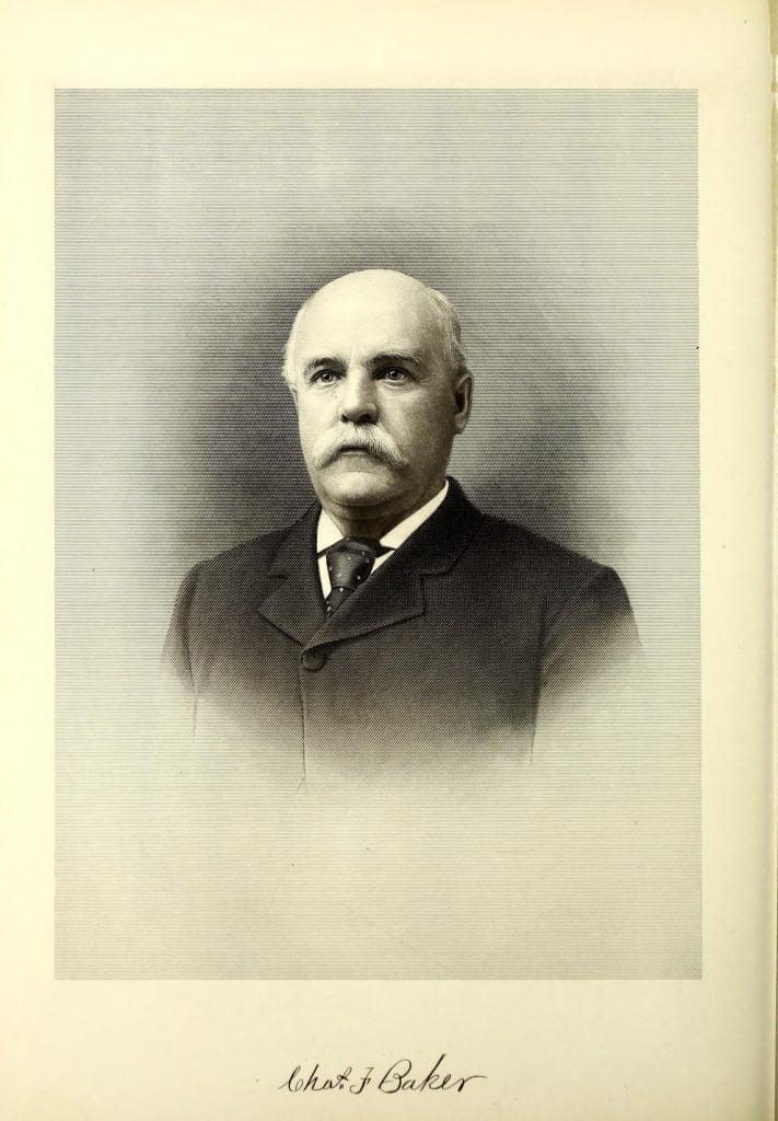 Charles F Baker