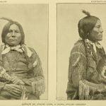 Apache John, a Kiowa Apache subchief