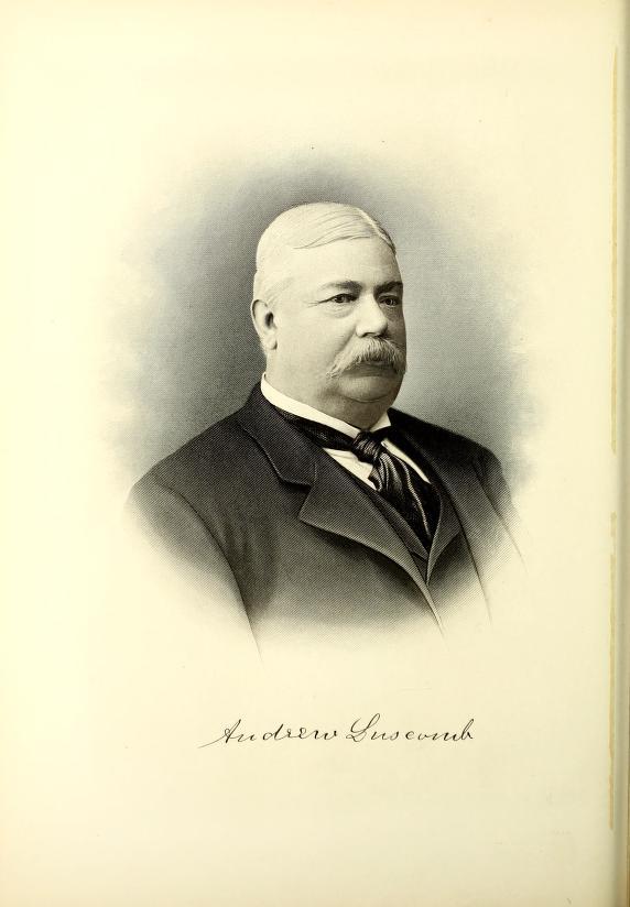 Family of Andrew Luscomb of Fall River, Massachusetts 1