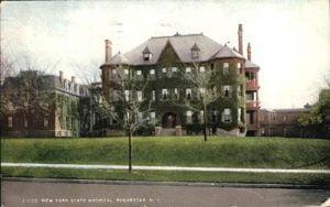 New York State Hospital, Rochester, NY