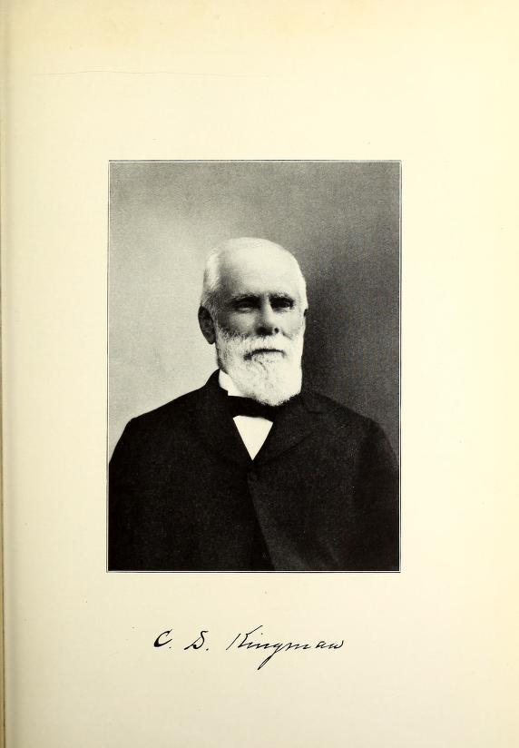 C. S. Kingman